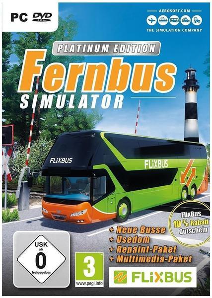 Fernbus Simulator: Platinum Edition (PC)