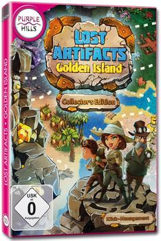 Lost Artifacts: Golden Island - Collector's Edition (PC)