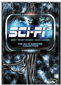 Cdv Software Sci-Fi 3 - The Sci-Fi Shooter Collection