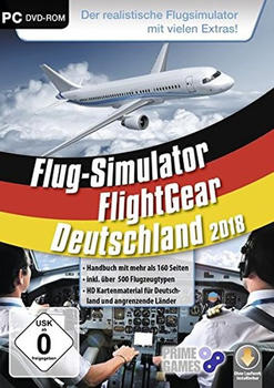 bhv Software Flight Gear - Flugsimulator 2018 (PC)