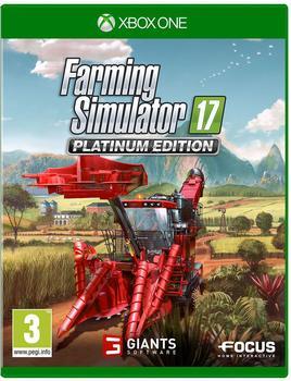 Focus Home Interactive Farming Simulator 17 Platinum Edition