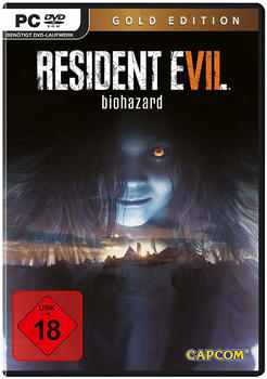 Capcom Resident Evil VII biohazard - Gold Edition (PC)