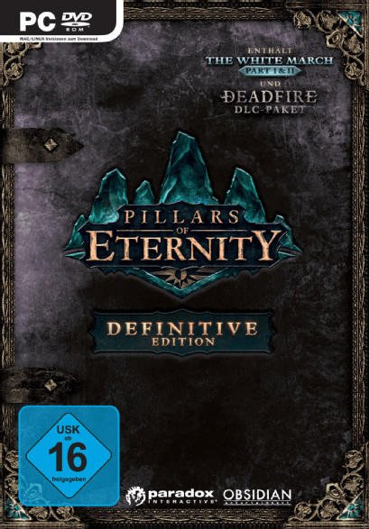 Pillars of Eternity: Definitive Edition (PC)