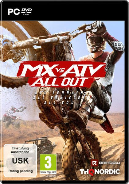 MX vs. ATV: All Out (PC)