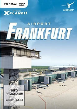 Airport Frankfurt (X-Plane 11) (Add-On) (PC)