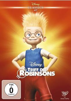 Disney Classics - Triff die Robinsons [DVD]