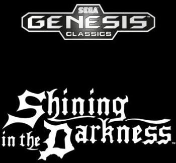 Sega Shining in the Darkness (Download) (PC)