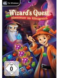 KOCH Media The Wizards Quest - Abenteuer im Königreich. Für Windows Vista/7/8710