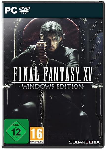 Square Enix Final Fantasy XV - Windows Edition (PC)