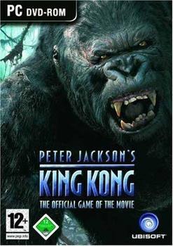 UbiSoft King Kong (Peter Jacksons) (USK) (PC)
