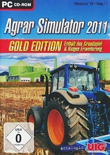 UIG Agrar Simulator 2011 - Gold Edition (PC)