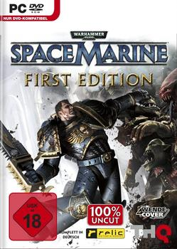 THQ Warhammer 40.000: Space Marine - First Edition (PC)