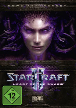 Blizzard StarCraft II: Heart of the Swarm (Add-On) (PC/Mac)