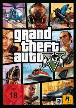 Rockstar Games Grand Theft Auto V (Download) (PC)