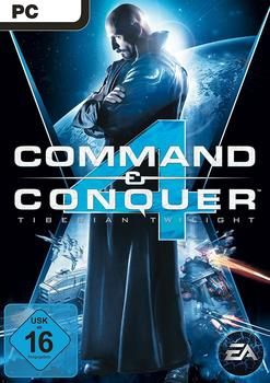 Electronic Arts Command & Conquer 4: Tiberian Twilight (Download) (PC)