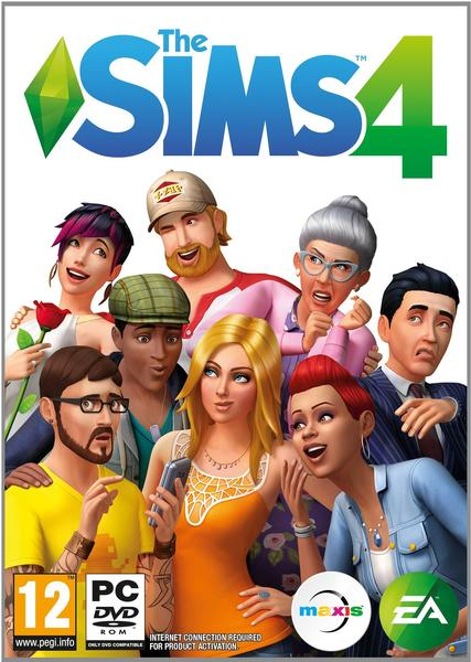 Electronic Arts Die Sims 4 (PEGI) (PC/Mac)