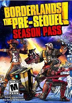 2K Games Borderlands: The Pre-Sequel - Season Pass (Download) (PC/Mac)