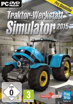 KOCH Media Traktor-Werkstatt Simulator 2015 (PC)