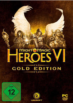 UbiSoft Might & Magic Heroes VI - Gold Edition (Download) (PC)