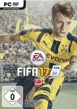 Electronic Arts FIFA 17 (PEGI) (PC)