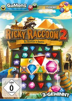 Rokapublish GaMons - Ricky Raccoon 2. 1 CD-ROM