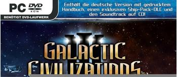S.A.D. Galactic Civilizations III - Limited Special Edition (PC)
