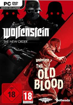 Wolfenstein: The New Order + Wolfenstein: Old Blood (PC)
