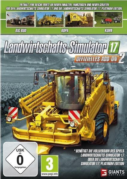 Landwirtschafts-Simulator 17: Offizielles Add-On 2 (Add-On) (PC)