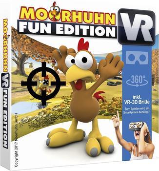 Ak tronic Moorhuhn VR Fun Edition inkl. VR-Brille und Spiel für Androi