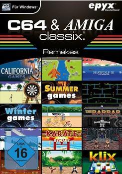 Magnussoft C64 & Amiga Classix