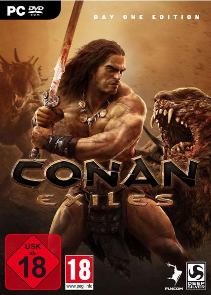 Deep Silver Conan Exiles - Day One Edition (Download) (PC)