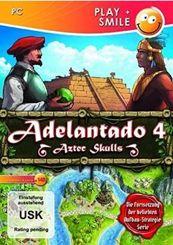 Adelantado 4: Aztec Skulls (PC)