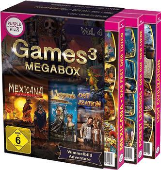 Games³ Megabox Vol. 4 (PC)