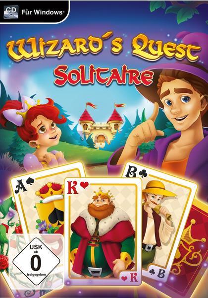 Magnussoft Wizards Quest Solitaire (PC)