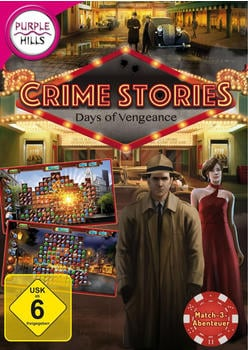 Crime Stories: Days of Vengeance (PC)