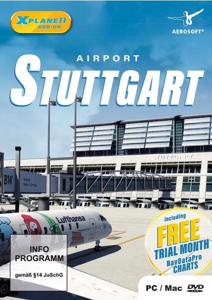 Airport Stuttgart (X-Plane 11) (Add-On) (PC/Mac)