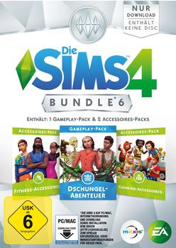 Electronic Arts Die Sims 4 - Bundle 6 (Add-On) (Code in a Box) (Download) (PC)