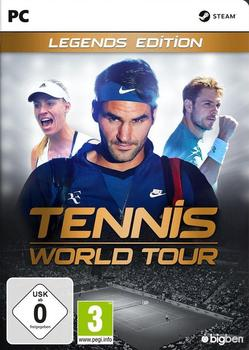 Tennis World Tour: Legends Edition (PC)