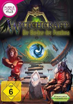 S.A.D. Witchcraft, Die Büchse der Pandorra, 1 CD-ROM