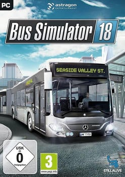 Bus Simulator 18 (PC)