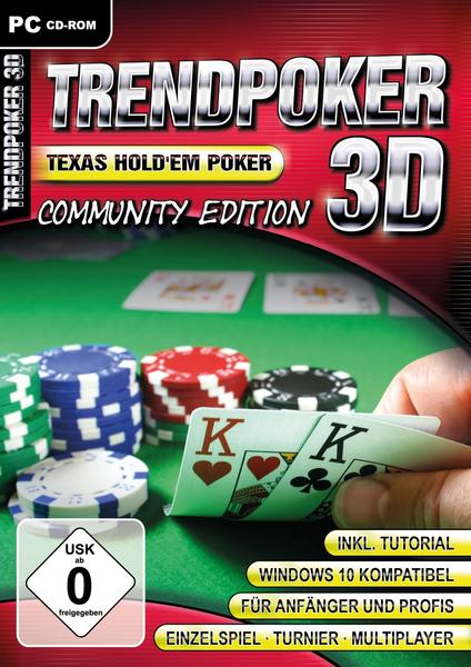 Microsoft Bicycle Cards - Texas Holdem Poker (PC)