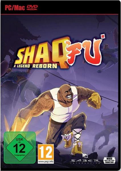 Shaq Fu: A Legend Reborn (PC)