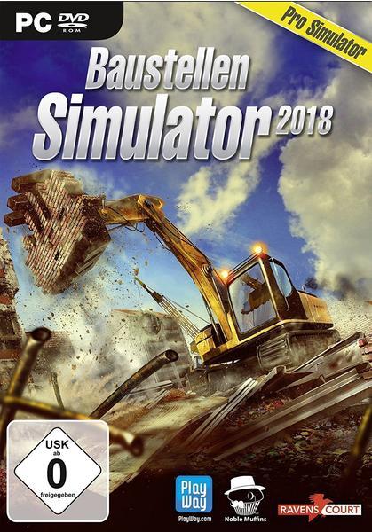 Baustellen-Simulator 2018 (PC)
