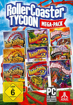 RollerCoaster Tycoon: Mega-Pack (PC)
