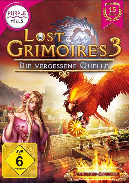 Lost Grimoires 3: Die vergessene Quelle (PC)