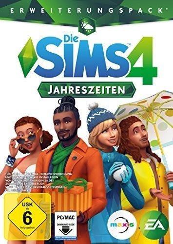 Electronic Arts Die Sims 4 - Jahreszeiten (DLC)