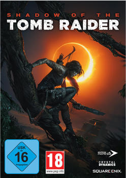 Square Enix Shadow of the Tomb Raider PC