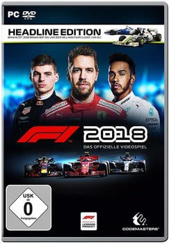 F1 2018: Headline Edition (PC)