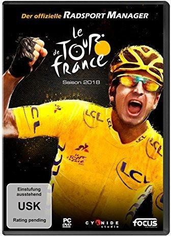 Le Tour de France 2018: Der offizielle Radsportmanager (PC)