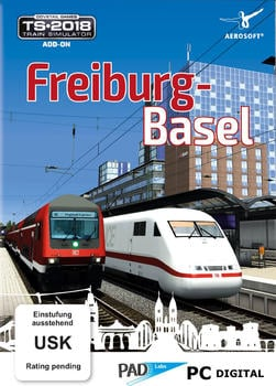 Train Simulator 2018: Freiburg-Basel (Add-On) (PC)